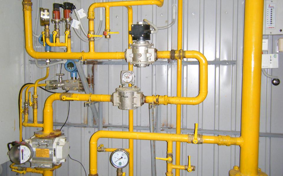 Ввод в эксплуатацию газопроводов и газового оборудования предприятий